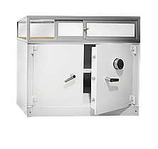 secure trade show dsplay, B2748E, B-rate safe, double door safes, jewelry safes, storage of merchandise