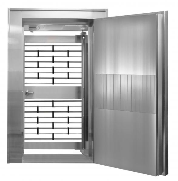 Vault Doors Pharmaceutical Access Security