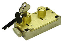 Bond Boxes, Safety Deposit Box Lock